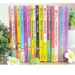 English Picture Story Books Attract Kids children education books (1 Book)