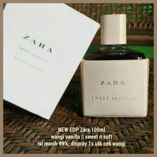 Zara EDP Sweet Vanilla