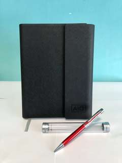 Faux Leather Planner/Notebook