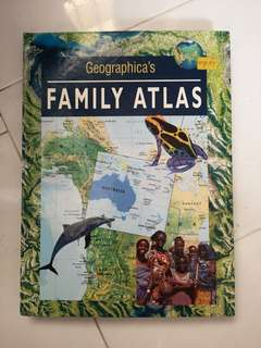 Geographica's  Family Atas