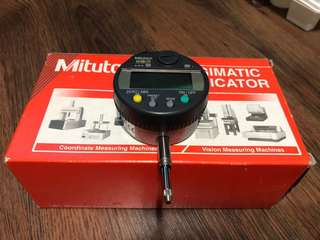 Mitutoyo Digimatic Indicator 543-260B model: ID-C112AB