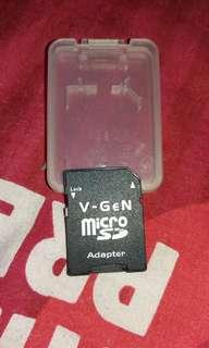 [NEGO] V-Gen Micro SD Adapter