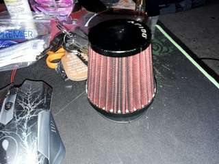 Air filter apido racing