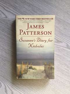 Suzzane's Diary for Nicholas by James Patterson