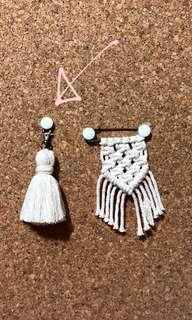 Tassel keychain / bag charm