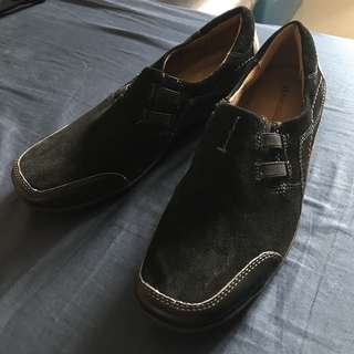 Naturalizer Leather Shoes Black