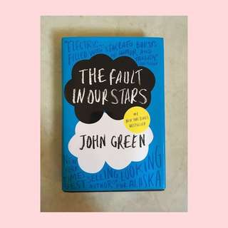 The Fault In Our Stars by John Green (Hardcover, Imported)