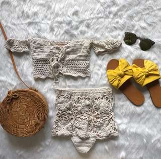 Holyswimph crochet bikini