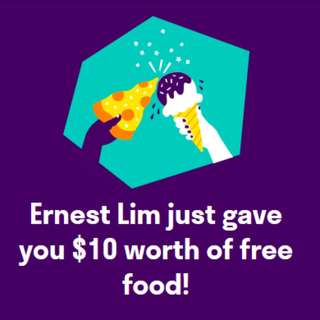 🚚 FREE $10 for Deliveroo Food Delivery!