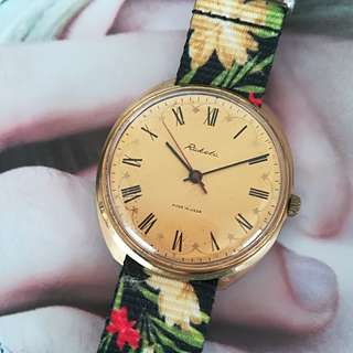 Raketa watch 19 Jewels cal. 2609. Russian watch