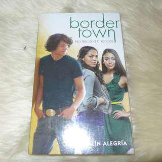 Border Towns by Scholastic