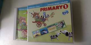 Yamaha JMC DVD & CD Primary 1