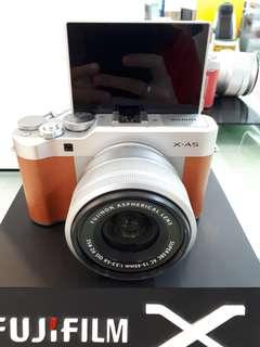Kamera FujiFilm X-A5 FREE Instax Mini dan Memory (BISA KREDIT)