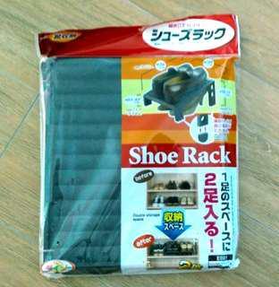 Daiso Space Saving Shoe Rack (set of 3)