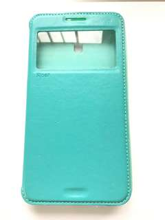 Samsung mega 2 Case Roar Tiffany blue
