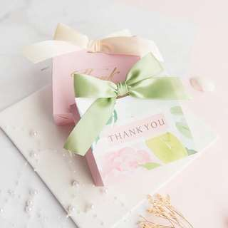 Classic Ribbon Wedding Gift Mini Bag Packaging