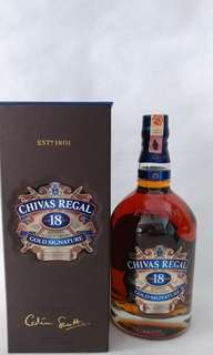 CHIVAS Regal 18年 (1Litre)