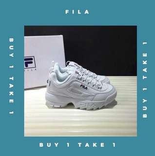 buy1take1 Fila disruptor