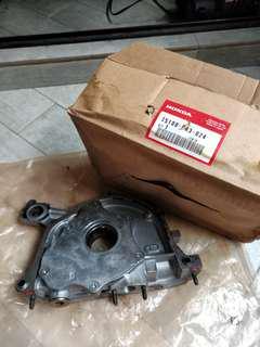 Honda B series oil pump