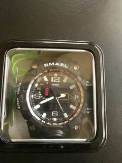 SMAEL WATCH.