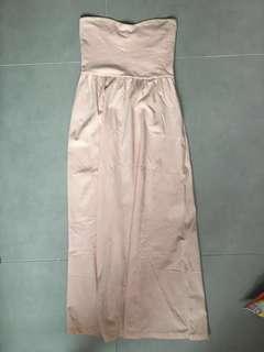 ASOS Bandeau Dress #70Fashion