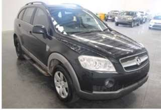 Holden Captiva 2010 Auto