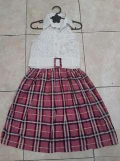 Preloved dress Ld 68 bs melar