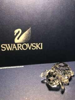 Swarovski crystal 施華洛世奇 水晶 小狗