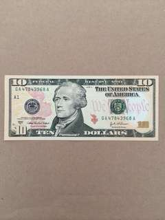 US Old Note