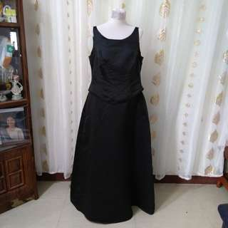 Plus size Ginnis Elegant long gown