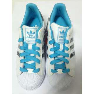 adidas superstar 休閒鞋