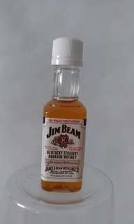 Jim Beam whiskey 酒版 (50ml)