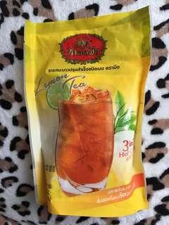 泰國3in1檸檬茶