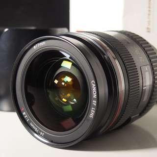 Canon 24-70 f2.8 L ver1