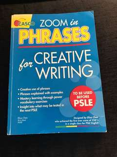 Casco Zoom in Phrases for Creative Writing