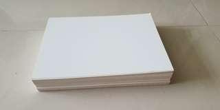 Blank flash card (68pcs)