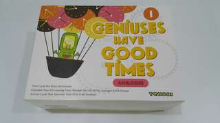 Shichida Tensai Geniuses Have Good Times 1
