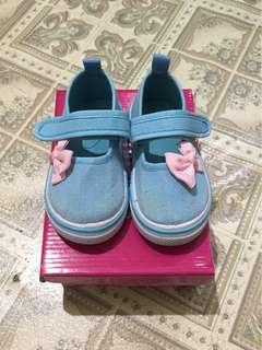 Sugar kids blue shoes