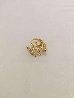 玫瑰金 戒指
