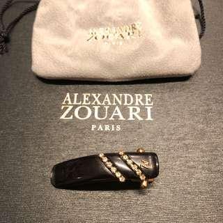 Alexandre Zouari Paris hair clip