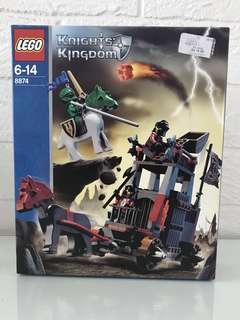 LEGO Knights Kingdom 8874 Battle Wagon