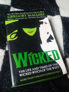 WICKED (Gregory Maguire)