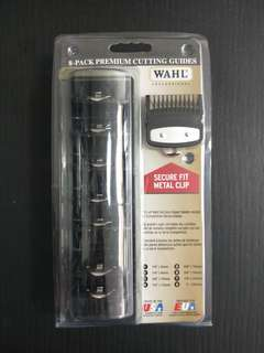 WAHL 8-PACK PREMIUM CUTTING GUIDES