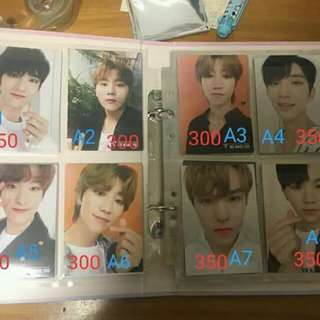 SEVENTEEN We Make You Official Photocards