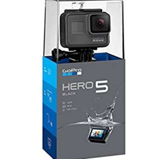 🚚 GoPro Hero 5 Black