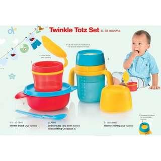 Tupperware Totz Set