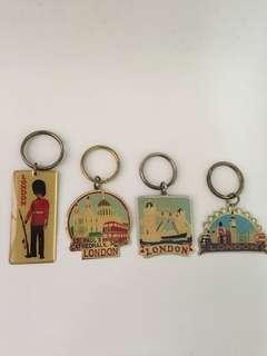 London Key Chain ($5 each)