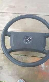 Steering Mercedes