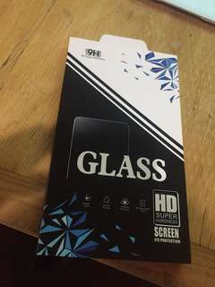 Privacy Anti-Glare Full Screen Tempered Glass Screen Protector for iPhone 6 Plus or 6s Plus WHITE