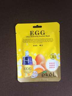 Ekel egg ultra hydrating essence mask